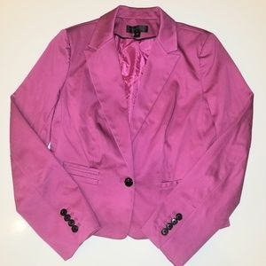 NWOT Fuschia Worthington Blazer